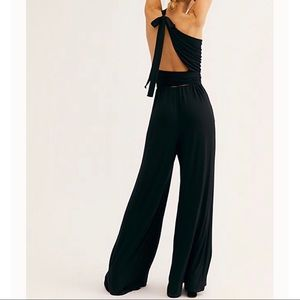 Free People Pants - Free People Lowell Convertible One Piece New, Lg.
